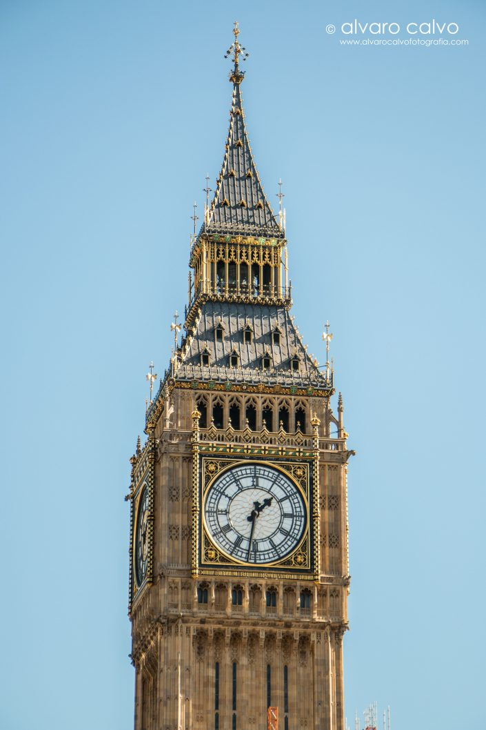 Big Ben - Londres (UK)