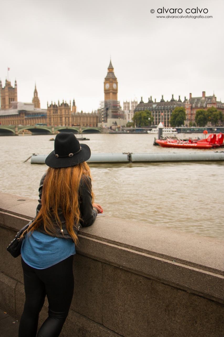Wesminster y Big Ben - London