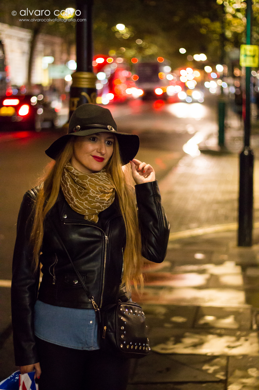 Retrato en Londres // Portrait in London