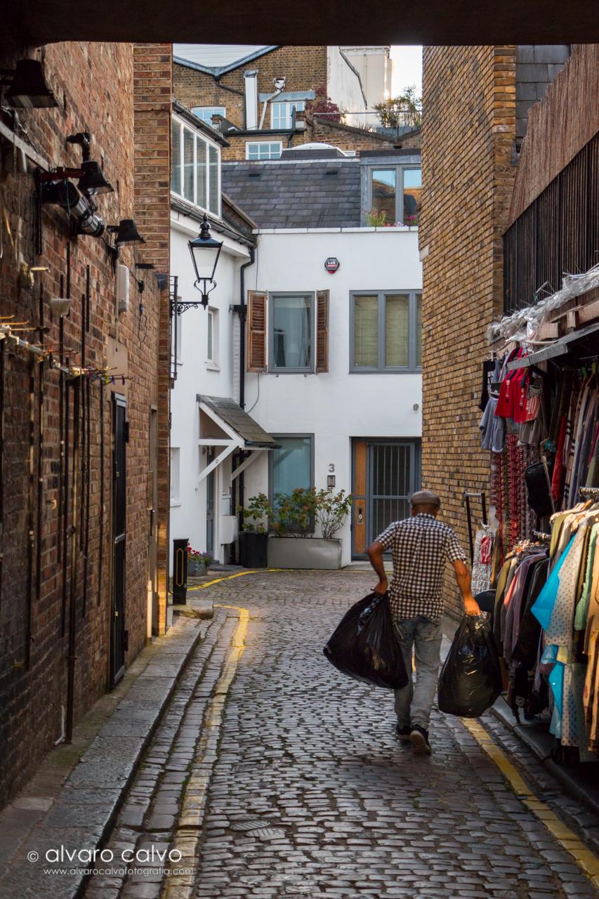 Callejones de Portobello Road - Londres / London