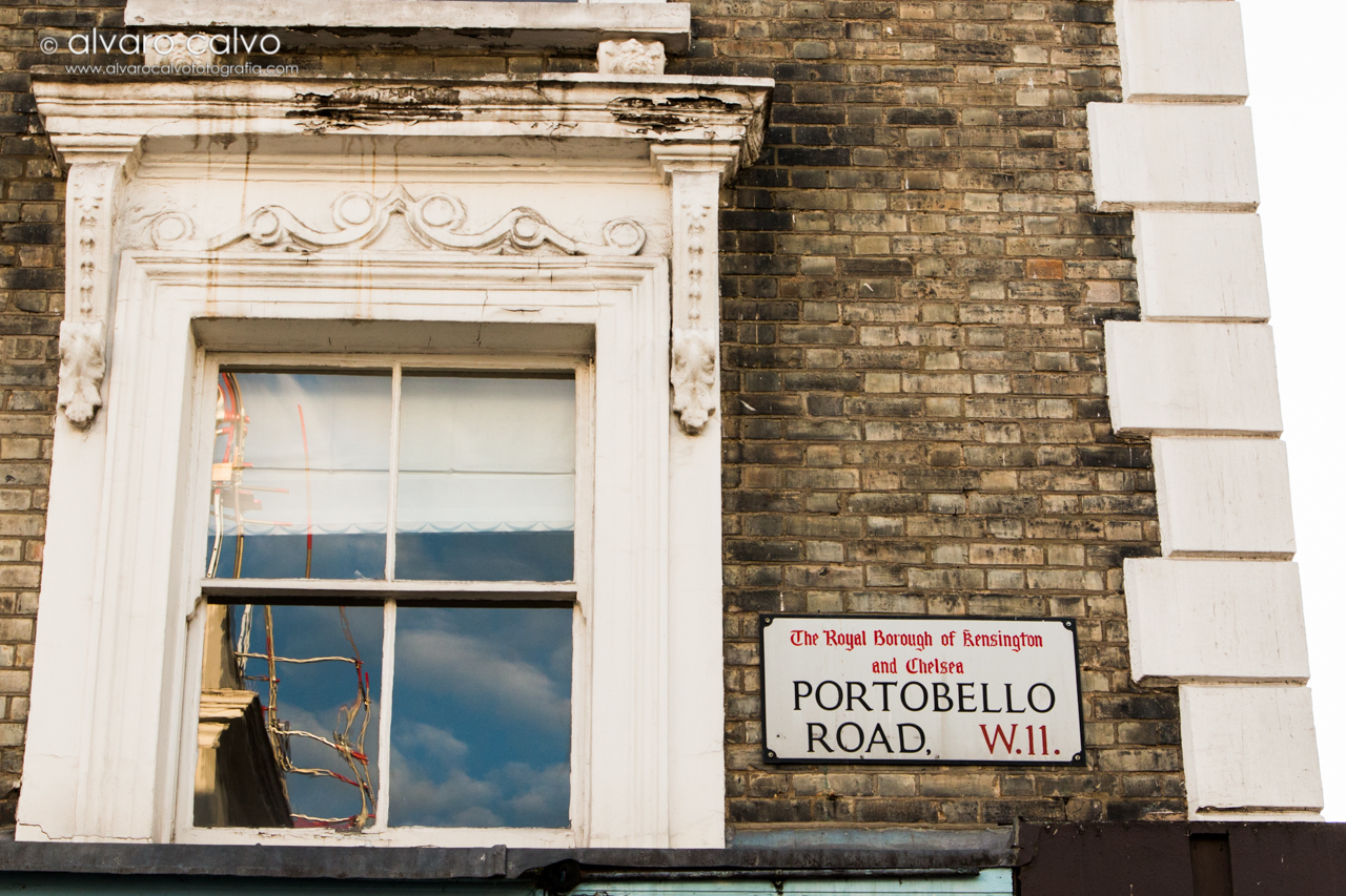 Portobello Road - Londres / London