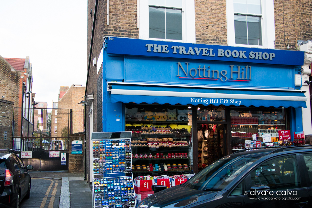 The travel workshop - Notting Hill (London / Londres)