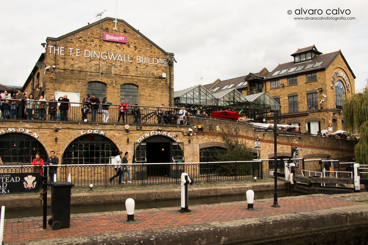 Candem Town Dingwall - Londres / London