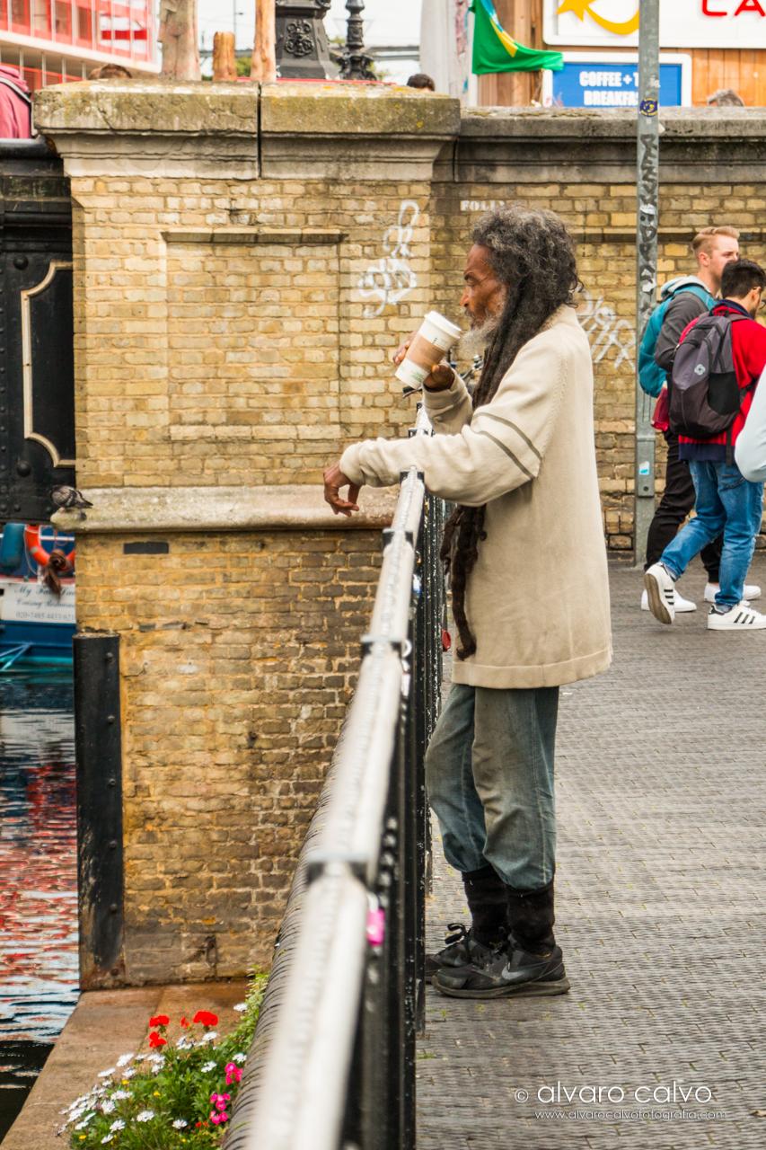 Café en Candem Town - Londres / London