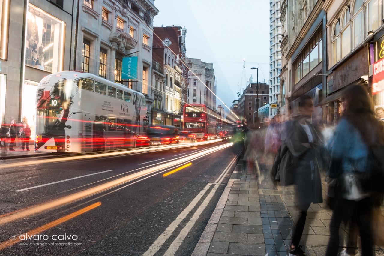 Oxford Street - London / Londres